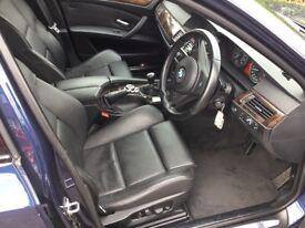BMW 525i m sport