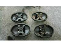Ford mondeo speakers