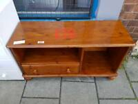 wooden tv stand free delivery in derby