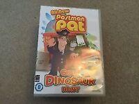 All New Postman Pat Great Dinosaur Hunt DVD
