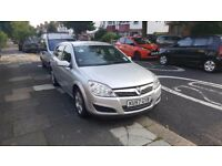 Full Service History Vauxhall Astra Breeze Silver Manual 2007 With Low Milage