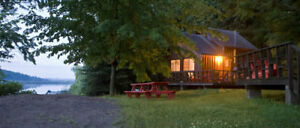 Cottage Rentals - weekly or monthly in Sept, Oct & Nov