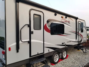 Spree Superlite 2014 Travel Trailer