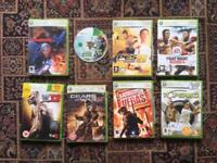 Job lot of Xbox 360 games