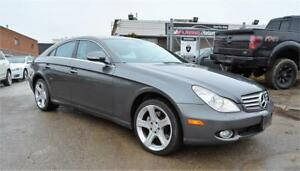 2006 Mercedes-Benz CLS-500 | Navigation