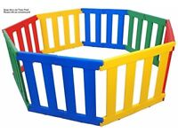 TIKK TOKK Playpen i- like-new condition