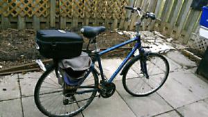 Hybrid commuter 26'' bike