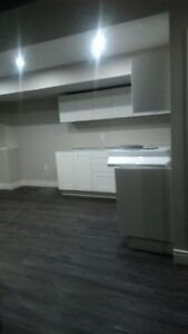 2 rooms separatly brand new basment.