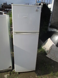 FIVE FRIDGES AND A MICROWAVE