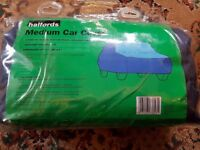 Halfords Car Cover Outdoor Indoor Protector Dust Dirt Protection - Medium