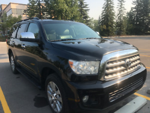 2010 Toyota Sequoia Limited SUV, Crossover