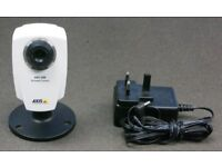TWO AXIS Security Cameras