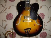 Washburn J5 Jazz Guitar