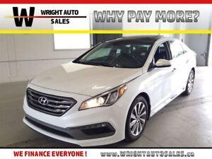 2015 Hyundai Sonata SPORT|SUNROOF|LEATHER|99,131 KMS