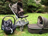 Pushchair, Travel system Urbo2 Mamas&papas