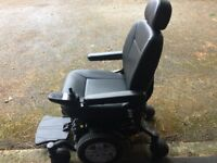pride Jazzy 600 Es 2017 mobility scooter Power Chair 1mile Usage Only