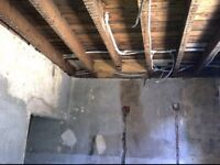 Plastering/painting/joinery/plumbing/Extensions/Loft conversions/Basement/ building work wanted