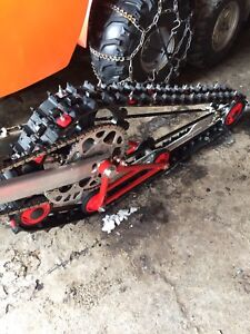 SnoXcycle Track kit for Dirtbike