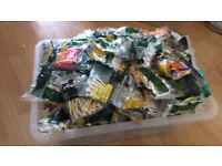 220 packs of golf tees various types