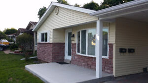 Basement Unit of A Legalized Duplex in Kitchener is Available!