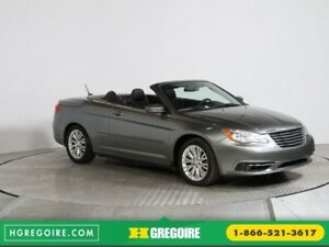 2012 Chrysler 200 Touring A/C GR ELECT CONVERTIBLE MAGS