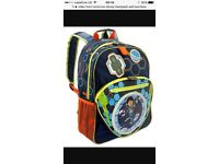 Miles From Tomorrow Backpack and Lunchbox