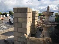 Reclaimed Sandstone quoins