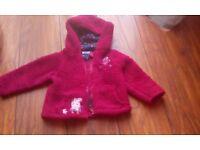Girls Peppa pig jacket