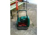 QUALCAST MOWER