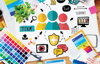 Graphic Design Services: Marketing Materials, Advertising, Cards