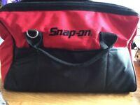Snap on Tote bag