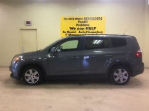 2012 Chevrolet Orlando 1LT Annual Clearance Sale!