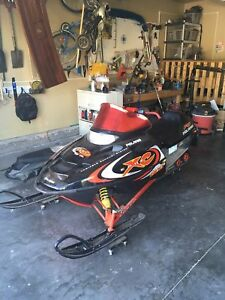 2002 Polaris Edge 800