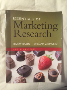 Marketing Research *Excellent condition* 6th edition
