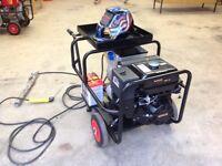 200 Amp mobile Welder Kohler Generator 5 kva
