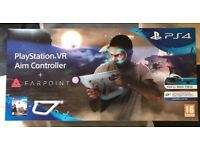 Farpoint PS VR Game+ Sony PlayStation VR Aim Controller NEW & SEALED