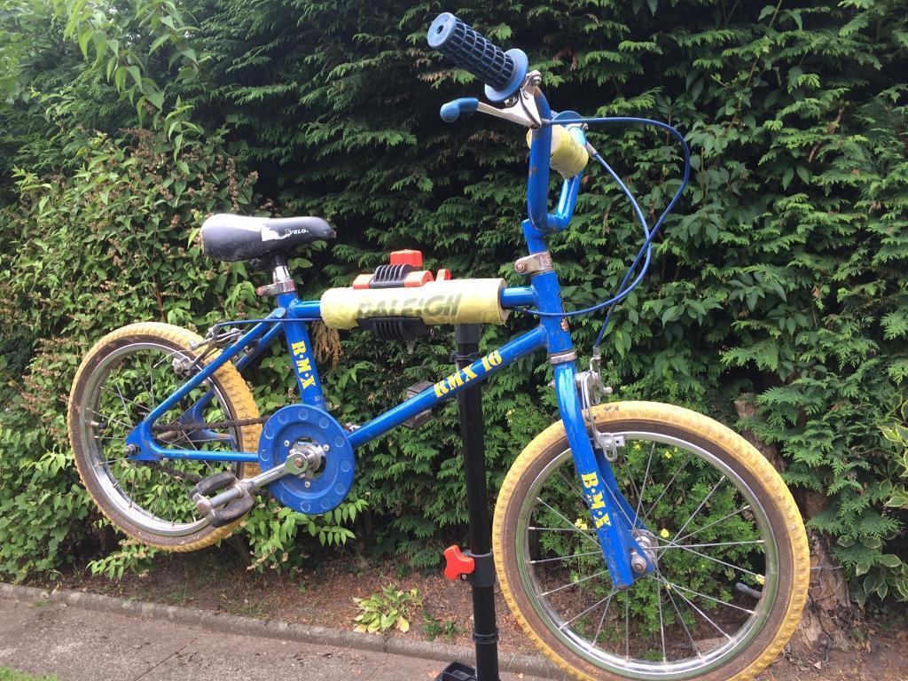 Vintage Raleigh 16 Kids Bmx Bike In Wednesbury West Midlands