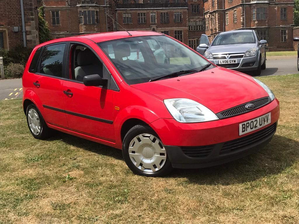 FORD FIESTA 1.2 MOTED JUlY 2018