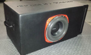 Subwoofer Boxes – ORION HCCA  CRANK TANK - Xtreme Sound Pressure