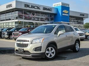 """2013 Chevrolet Trax LT, FWD, LEATHERTTE, 7""""TOUCH SCREEN, REAR VI"""