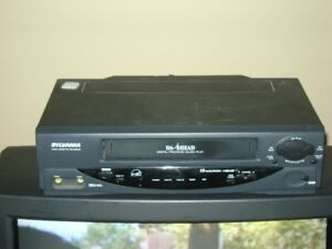 vcr and 20 movies