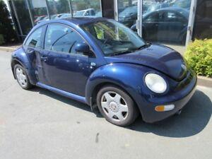 1999 Volkswagen Beetle 1.8 TURBO AUTO