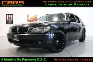 2007 BMW 7 Series | Sunroof | Navigation |