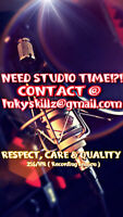 PROFESSIONAL RECORDING STUDIO ! CALLING ALL ARTISTS