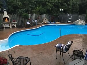 Pool equipment and safety cover