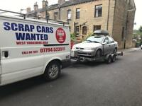 07794523511 scrap cars wanted 07794523511 faulty cars none runners call today