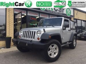2009 Jeep Wrangler Trail Rated