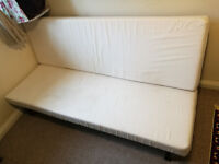 IKEA - EXARBY - 3 SEATER SOFA BED