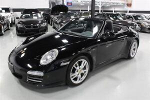 2010 Porsche 911 Carrera 4 Cabriolet | PDK | Navigation
