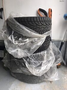 Winter tires for BMW e90